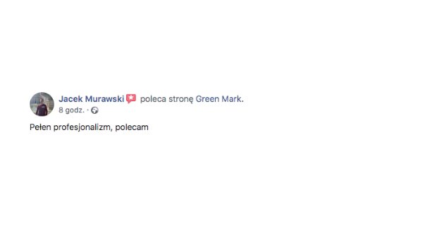 Green Mark opinie