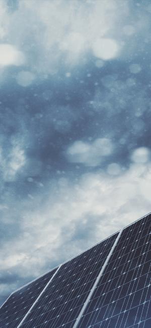 zimą fotowoltaika nie działa 5 mitów o fotowoltaice